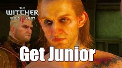 The Witcher 3 Wild Hunt Whoreson Junior's Residence - Get Junior