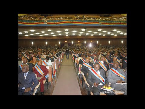19/08/19 UN PROJET DE MODIFICATION DE LA CONSTITUTION DEPOSÉ AU PARLEMENT.