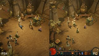 Diablo 3: PS4 vs PC Comparison