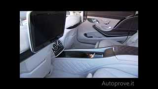 2015 Mercedes Maybach S600. Drive & full tour