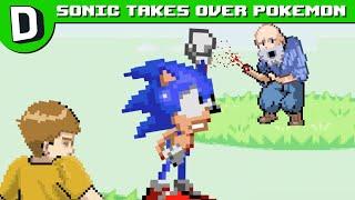 If Sonic Took Over the Pokemon World