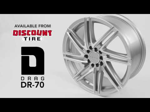Drag DR-70 Wheel - Discount Tire