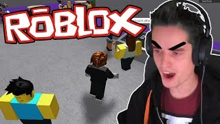 ANGRY with CUSTOMERS-Roblox