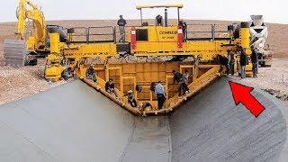 रोड बनाने की ये तकनीक देखकर होश उड़ जायेंगे | Modern Technology Road Construction Machines in Hindi