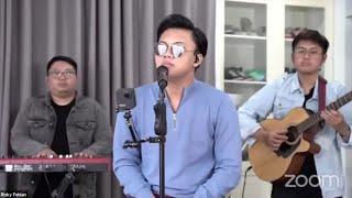 Rizky Febian - Mantra Cinta (Live Performance at Banten Millenials Leadership Forum 2020) 21/10/2020