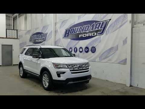 2019 ford explorer xlt 202a w 3 5l leather overview boundary ford