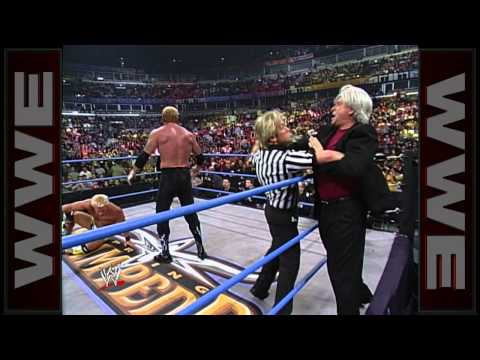 Kimberly Page turns her back on Diamond Dallas Page: Spring Stampede 2000