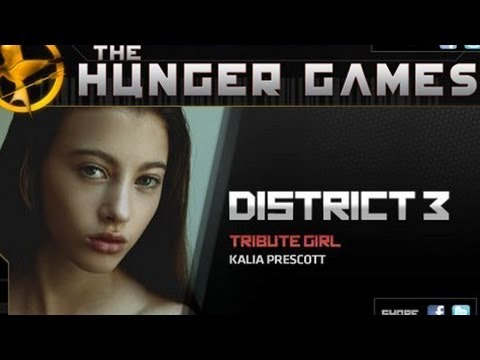 THE HUNGER GAMES Actress's Red Carpet MakeOver!  CELEBRITY TREND REPORT