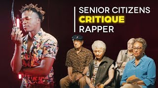 Senior Citizens Critique Grammy-Nominated Rapper