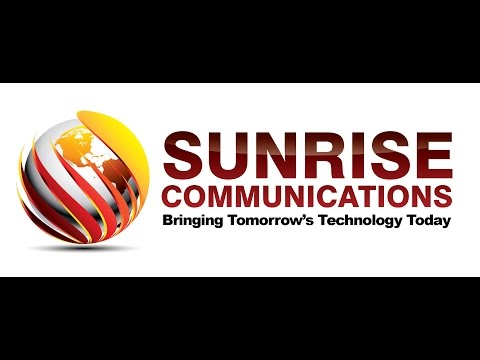 Sunrise Communications Tour