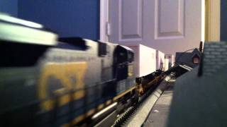 mth sd70ace m 2 consist ho scale