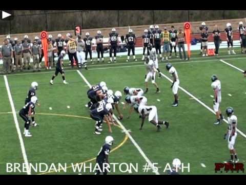 Brendan Wharton Urbana High School Junior Highlight Tape #5