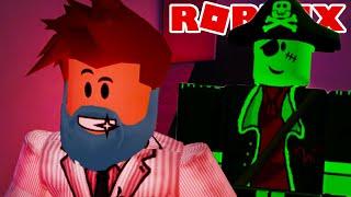 СТРАШНАЯ КРУИЗ ИСТОРИЯ с Кидом в роблоксе! Зеленая борода и призрачные пираты зомби в ROBLOX