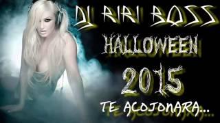 sesion electro latino especial halloween 2015 noviembre
