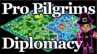 Legendary Pro Pilgrims FFA! Regicide Rumble #3's Finale