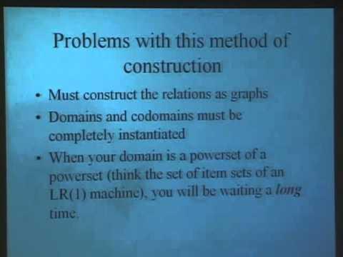 Lynn Winebarger: Bottom-up Relational Programming (Dan Friedman's 60th Birthday)