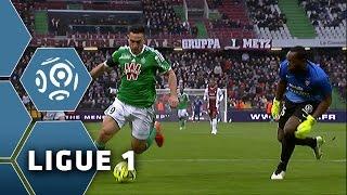 FC Metz - AS Saint-Etienne (2-3)  - Résumé - (FCM - ASSE) / 2014-15