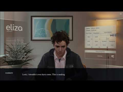 Eliza, by Zachtronics - Release Trailer