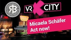 Micaela Schäfer - vrXcity model