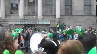 St Patrick's Parade 2015, Dublin - Batallón San Patricio