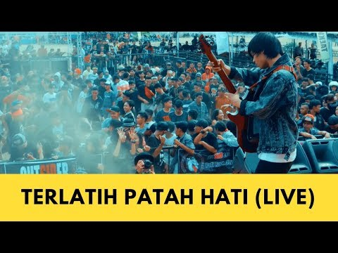 Terlatih Patah Hati - The Rain feat Endank Soekamti - Live Cover By JARS