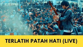 Video Terlatih Patah Hati - The Rain feat Endank Soekamti - Live Cover By JARS download MP3, 3GP, MP4, WEBM, AVI, FLV November 2018