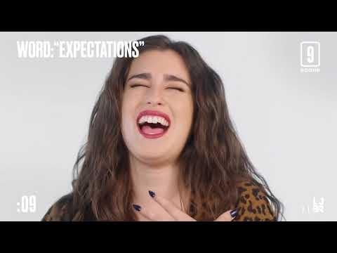 Lauren Jauregui joga o Song Association com a Elle Magazine legendado