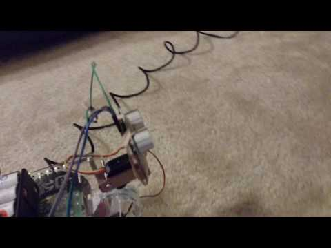 AI For Robotics Hardware Challenge Two