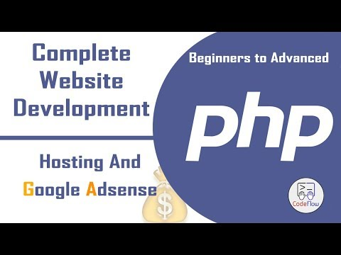 Website development using PHP - Beginners to Advanced - 6  Operations on variable thumbnail