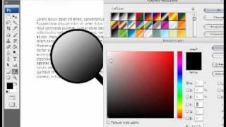 Уроки фотошопа CS3 - Увеличительное стекло. Часть 1.avi(Создание увеличительного стекла (лупы). Вы сможете создать эффект увеличения, отдельных частей фотографий,..., 2011-03-27T05:23:44.000Z)