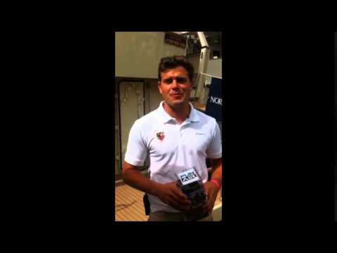Yachting Pages crew testimonial during Fort Lauderdale International Boat Show (FLIBS) 2014