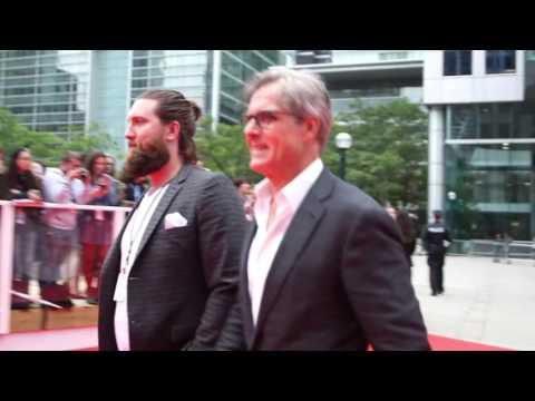Remember: Henry Czerny TIFF 2015 Movie Premiere Gala Arrival