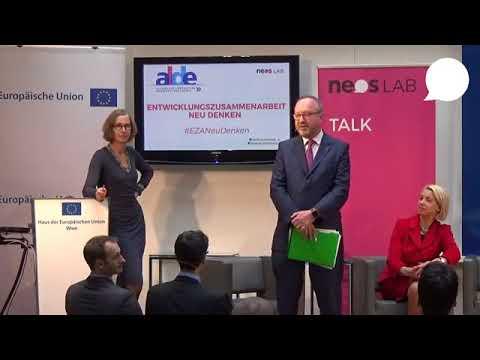 ALDE Konferenz: Entwicklungszusammenarbeit neu denken