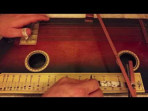"Stringed Things: TREMOLOA (Hawaiian Steel Guitar + Fretless ""Chord"" Zither)"