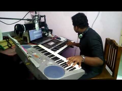 MANKATHA THEME MUSIC REMIX| INSTRUMENTAL COVER | BY TRICHY ALLEN