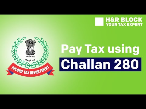 Online Income Tax Payment using Challan 280 | e-Tax Payment