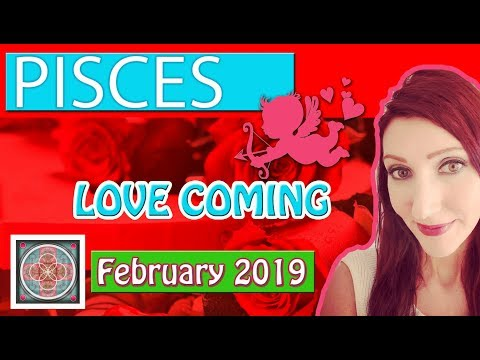 """Pisces, """"Free Yourself"""" TWIN/SOULMATE READING FEBRUARY 2019"""