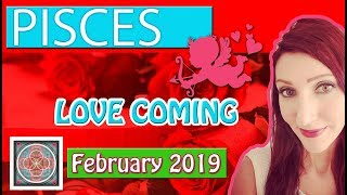 "Pisces, ""Free Yourself"" TWIN/SOULMATE READING FEBRUARY 2019"