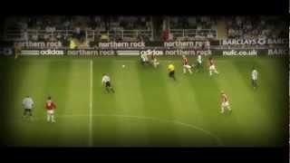 Wayne Rooney Assists 2004/05-2007/08