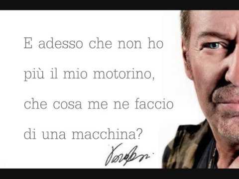 Vasco Rossi- E adesso che tocca a me +testo