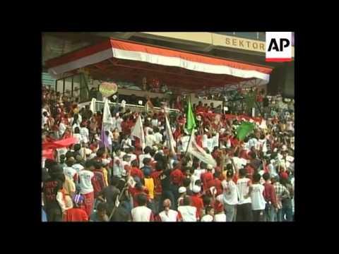 Indonesia prepares for landmark elections