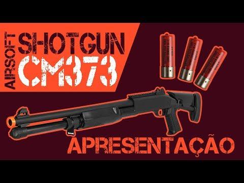 Airsoft   Shotgun Cyma CM373