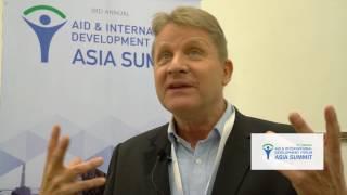 Aid & Development Asia Summit 2017 - Interview with Paul Luchtenburg, UNCDF