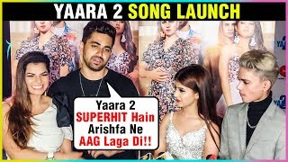 Zain Imam, Arishfa Khan, Lucky Dancer On Mamta Sharma's New Song YAARA 2 | Song Launch