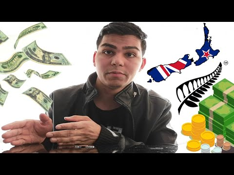 How Much MONEY Student can Earn in New Zealand (2019)!!!!!!