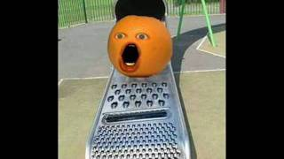 This is Annoying Orange this is sparta remix