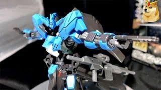 Review HG IBO Gundam Vidar (1/144)