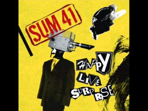 Sum 41 The Hell Song [LIVE]