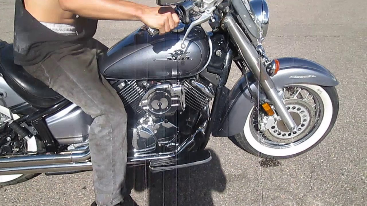 (2003) 2000-2004 YAMAHA V STAR 1100 XVS1100A CLASSIC MOTOR AND PARTS FOR  SALE ON EBAY