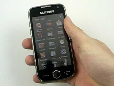 Samsung I8000 Omnia II - multimédia
